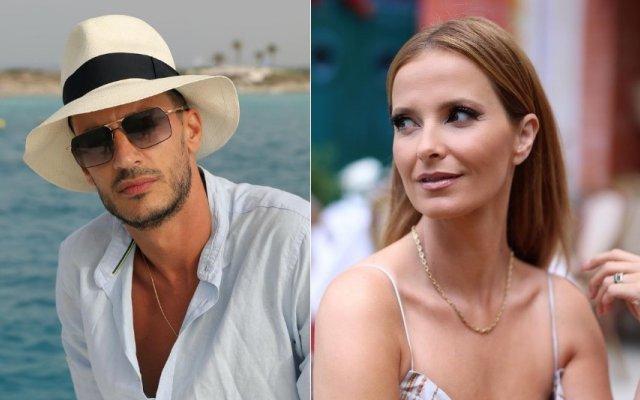 Cristina Ferreira e Ruben Rua estão a passar férias juntos a bordo de um iate
