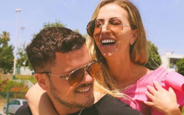 Laura Figueiredo diz que Mickael Carreira se sentiu 'trocado' por causa de umas fotos