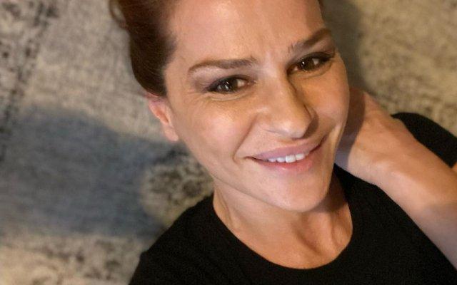 Sofia Aparício, atriz, cabelo curto, mudança radical, novo look, imagem, redes sociais