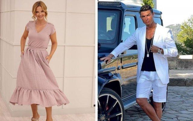 Cristina Ferreira,  Cristiano Ronaldo, Manchester United, regresso, casa, críticas, redes sociais, Dolores Aveiro