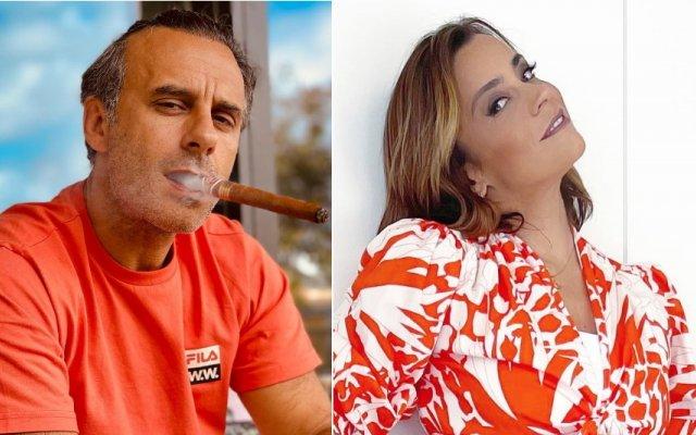 Rui Unas manda boca a Rita Ferro Rodrigues após polémica com Patrícia Mamona