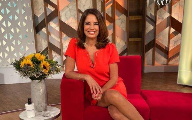 Bárbara Guimarães, foto rara, família, SIC, apresentadora, redes sociais