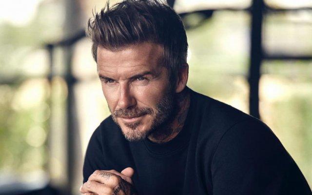 Rabo de David Beckham está a incendiar a Internet