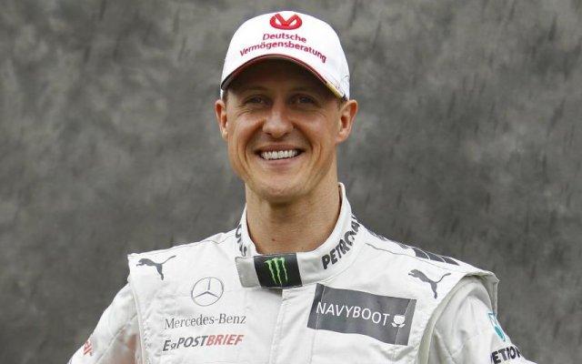 Mulher de Michael Schumacher quebrou o silêncio