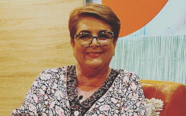 Luísa Castel-Branco deu uma queda e ficou imobilizada