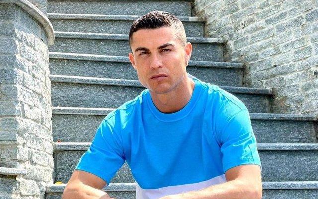 Cristiano Ronaldo confrontado com protesto a favor de Kathryn Mayorga