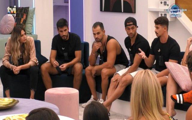 Big Brother, TVI, Fábio, Ana Barbosa, confronto, concorrentes, reality show, personal trainer, Suíça