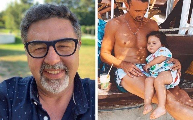 João Baptista, José Carlos Malato, Amor Amor, SIC, filha, Maria Clara, redes sociais, RTP