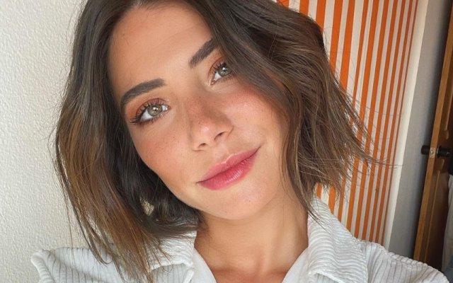 Carolina Carvalho, SIC, novela, Tatiana, A Serra, novo look, cabelo comprido