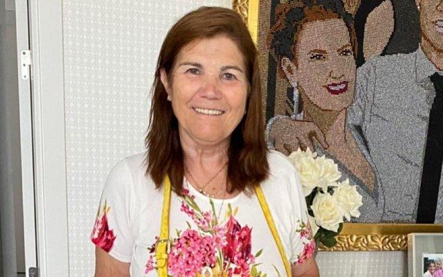 Dolores Aveiro, infância, más memórias, pais, trabalho, Cristiano Ronaldo