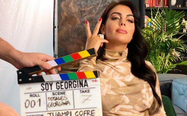 Georgina Rodríguez, Netflix, casamento, Cristiano Ronaldo, documentário