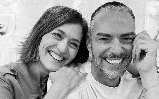 Fátima Lopes, Cláudio Ramos, reencontro, declaração de amor, amizade, TVI, Apresentadores