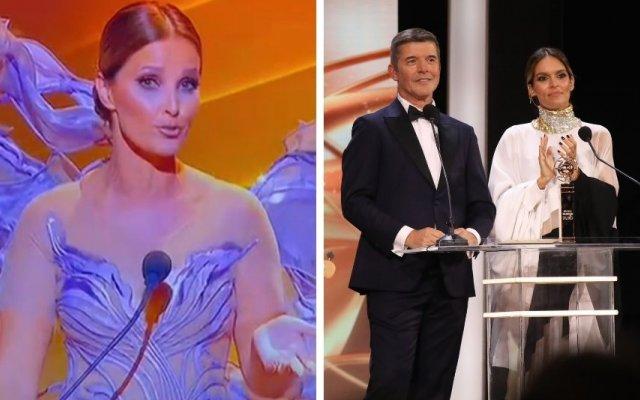 Cristina Ferreira estava nomeada para Personalidade do Ano na área de Entretenimento nos Globos de Ouro da SIC