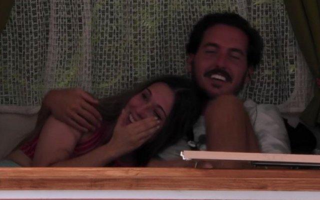 "António do ""Big Brother"" está descontente com as atitudes de Rita nos últimos tempos"