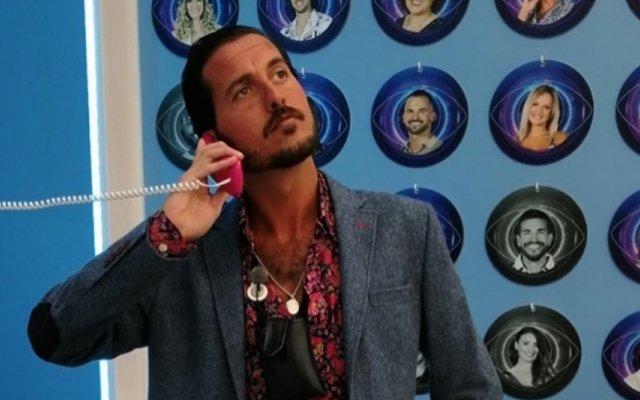 António Bravo não contou a Cinha Jardim que ia entrar no Big Brother