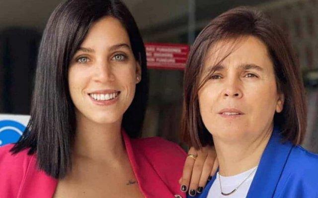 Vânia Sá, filha de Felicidade, atacou a produção do Big Brother