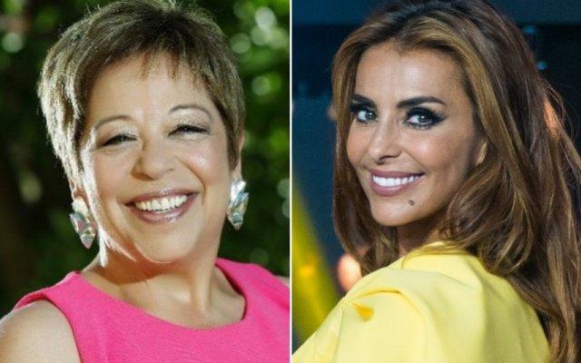 Maria Vieira lançou suspeitas sobre Catarina Furtado