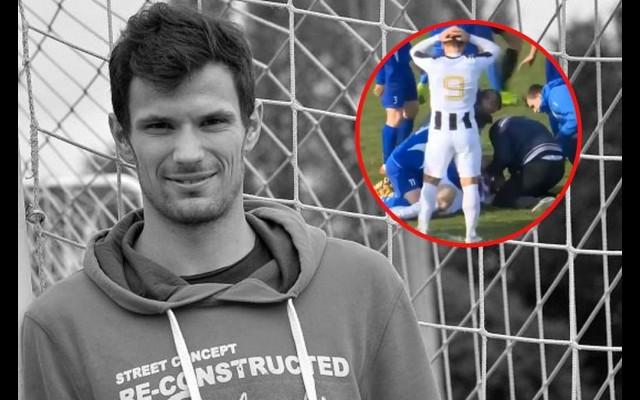 4b7b1ff9f9 Tragédia - Jogador de futebol morre em campo e faz lembrar Fehér ...