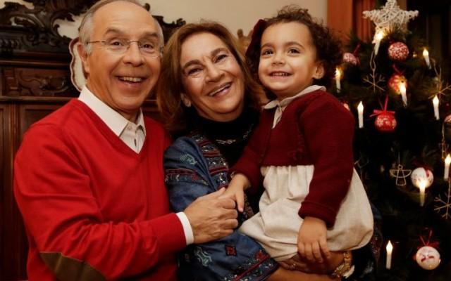 Marques Mendes e família