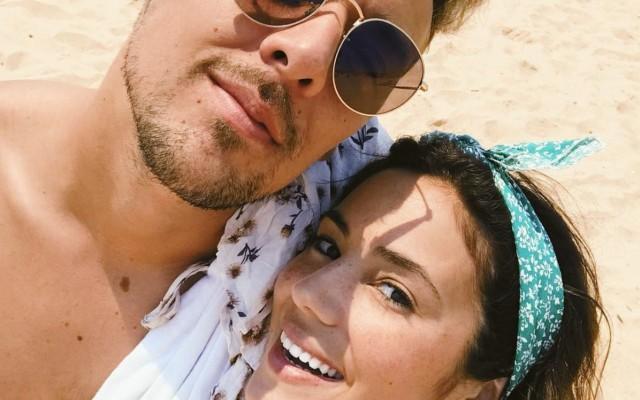 Mia Rose e Miguel Cristovinho