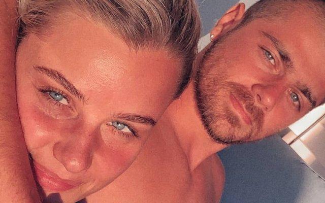 Kelly Bailey e Lourenço Ortigão
