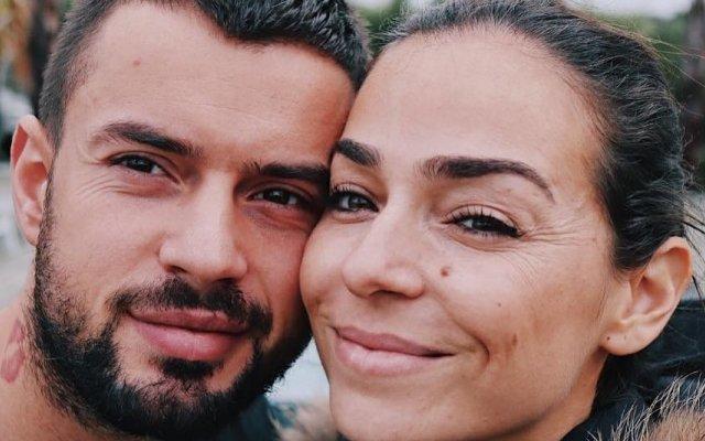 Vanessa Martins e Marco Costa