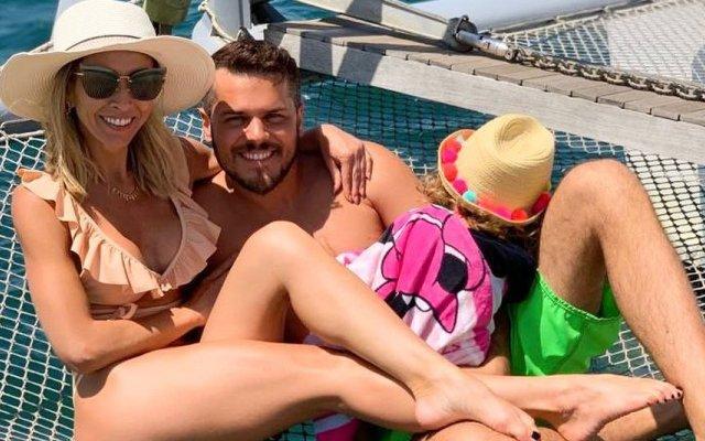 Laura Figueiredo, Mickael Carreira e Beatriz