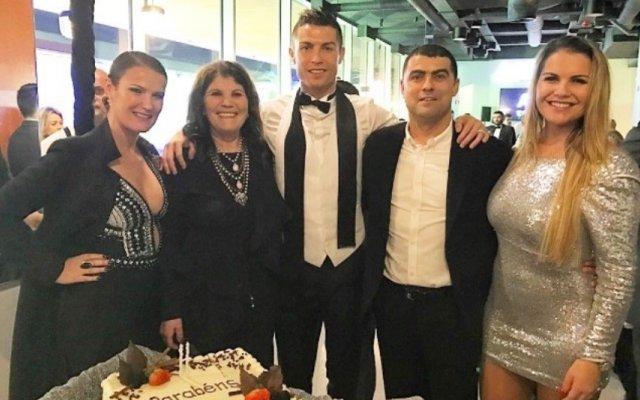 A família Aveiro