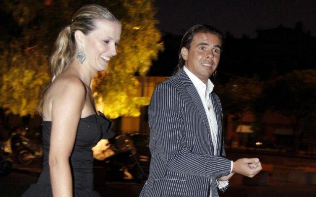 Cristina Ferreira e António Casinhas