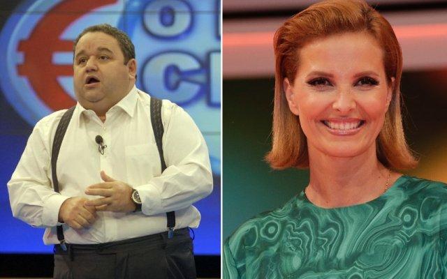 Fernando Mendes e Cristina Ferreira