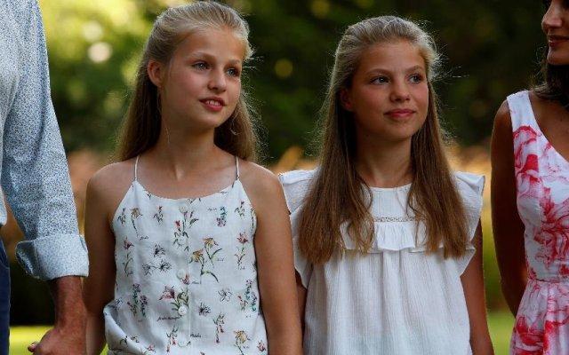 Leonor e Sofia