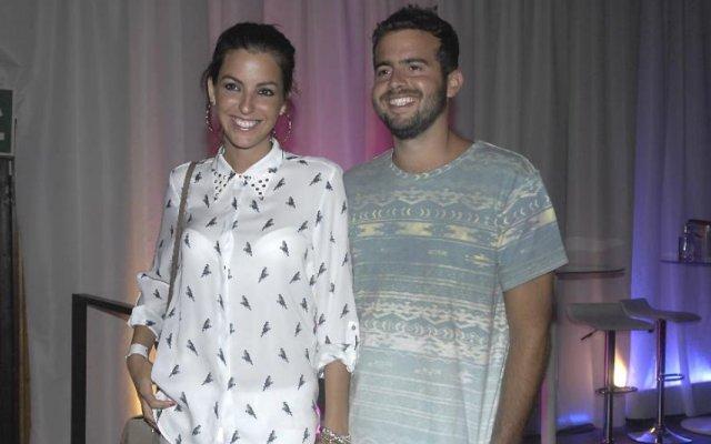 Jessica Athade e João Manzarra