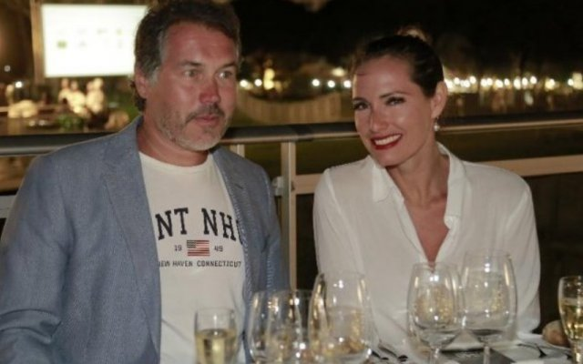 Pedro Miguel Ramos e Fernanda Serrano