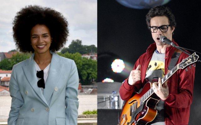 Ana Sofia Martins e David Fonseca casaram em segredo