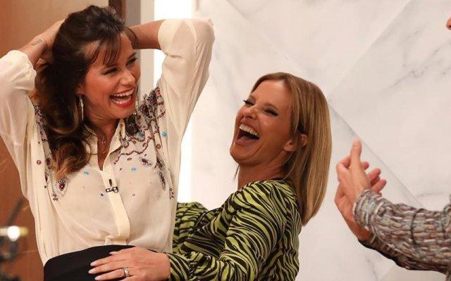 Cláudia Vieira e Cristina Ferreira