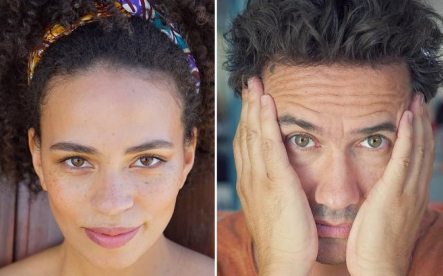 Ana Sofia Martins e David Fonseca