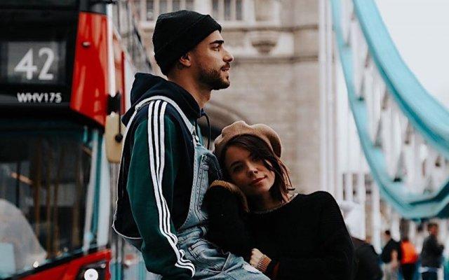 Diogo Piçarra e Mel Jordão