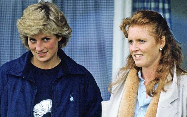 Diana e Sarah Ferguson era muito amigas