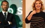 Frederico Varandas e Cristina Ferreira
