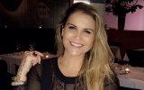 Katia Aveiro foi mãe pela terceira vez em agosto