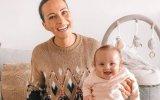 Helena Costa com a filha Mercedes