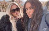 Kim Kardashian e Khloé