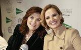 Cristina Ferreira com Dolores Aveiro