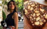 Mónica Jardim e a receita saudável de salame