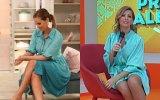 Cristina Ferreira e Sónia Araújo vestem-se com a mesma cor