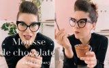 Filipa Gomes ensina a fazer Mousse de Chocolate com Laranja e Café de Cápsulas