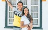 Miguel Taborda e Raquel Rodrigues