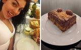 Georgina Rodríguez é fã desta tarte de bolachas e chocolate