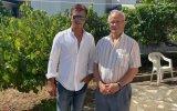 Tony Carreira com o pai