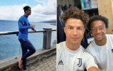 Percorra a nossa galeria e veja os penteados mais incríveis de Cristiano Ronaldo
